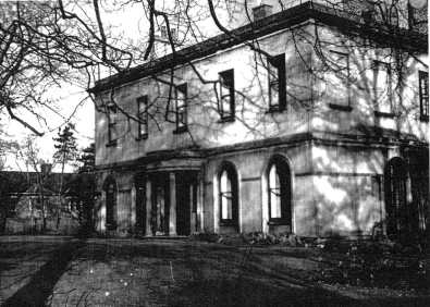Rectory about 1940