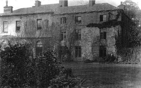 Rectory in early 1900s